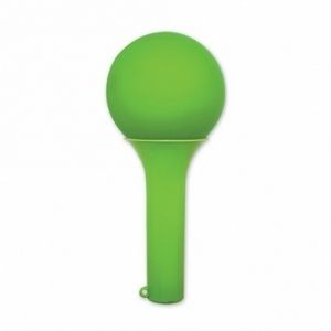 Green Balloon Maracas